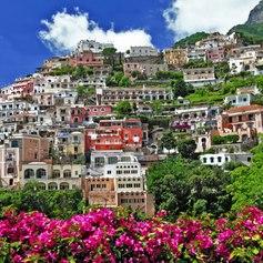 Italy's Natural Aerial Views