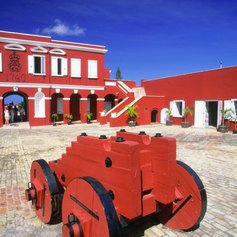 Explore the past with Fort Frederik