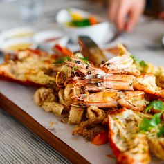 Tempt your palette with tasty fish dishes