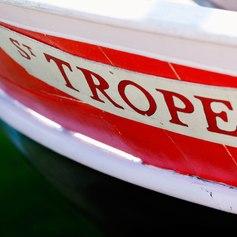 Enjoy a private view of the St Tropez coastline