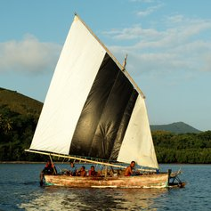Melanesian people of Papua New Guinea