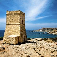 Explore Lippija Tower on Malta's Coast