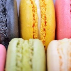 Indulge in a French delicacy