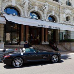 Enjoy the Ultime Luxury at Hotel de Paris
