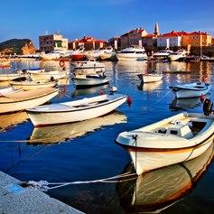 Budva Boats