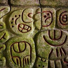 Ancient hieroglyphics