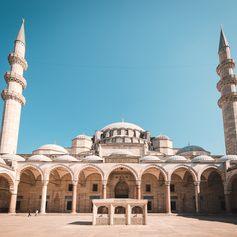Admire the Suleymaniye Mosque