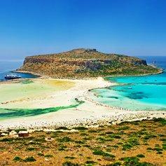 The Breathtaking Balos Bay in Crete