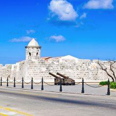 La Punta Fortress in Old Havana