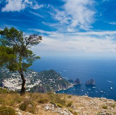 Italy, Mediterranean Winter Cruising Region