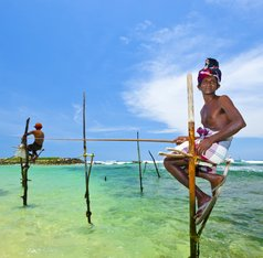 Indian Ocean, South East Asia Summer Cruising Region