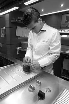Chef Stelios Arakas