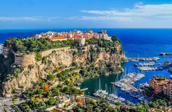 Top Ten Anchorages in the South of France