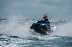 Ten Ways to Enjoy a Quadski on your Superyacht Charter