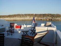 Boat Deck Sun Cushion