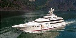 Lady Kathryn V yacht charter