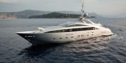Silver Wind yacht charter