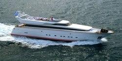 Benik yacht charter