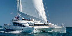Blue Gryphon yacht charter