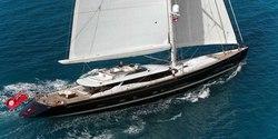 Prana yacht charter