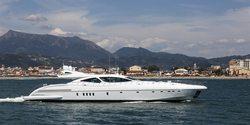 Crazy yacht charter