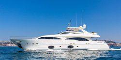 Ethna yacht charter