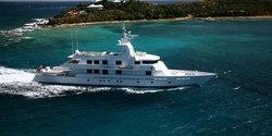 Mizu yacht charter