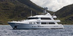 Just Enough yacht charter