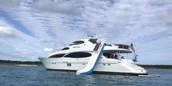Bella Contessa yacht charter