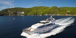 Nitta V yacht charter