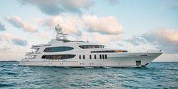 Skyfall yacht charter