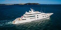 Lady E yacht charter