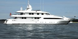 Princess Anna yacht charter