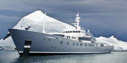 Enigma XK yacht charter