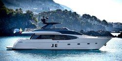 Lucky yacht charter