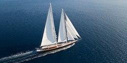 Aria I yacht charter