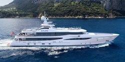 Galene yacht charter