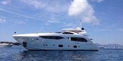 No.9 of London yacht charter