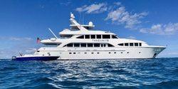 Tanzanite yacht charter