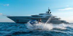 Tatiana yacht charter