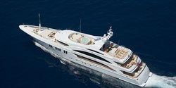 Mimi yacht charter