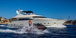 Seraph yacht charter