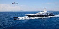 Air yacht charter
