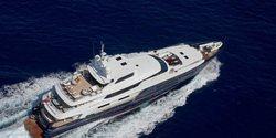 Burkut yacht charter