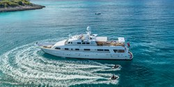Lionshare yacht charter