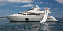 Porthos Sans Abri yacht charter