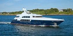 Alessandra yacht charter