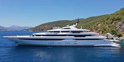 O'Pari yacht charter