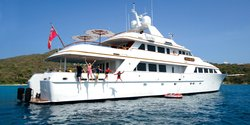 Lady J yacht charter