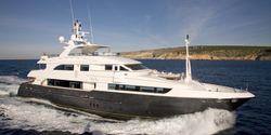 Komokwa yacht charter